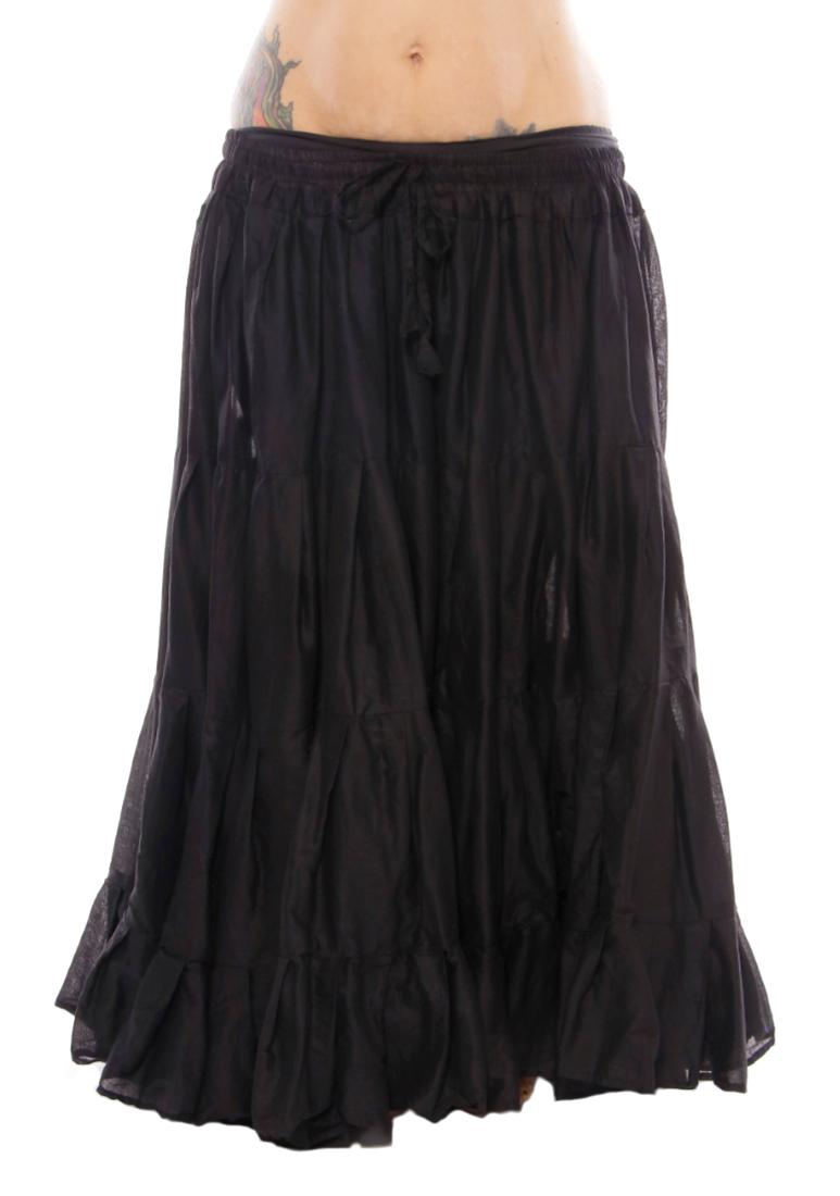 Tribal Gypsy Skirt 110