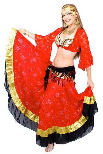 The 5 styles of belly dance costumes bellydance blog and clothe yourself in a belly dance costume accordingly wait that angle will not calm your inner rebel go for it test several looks solutioingenieria Images