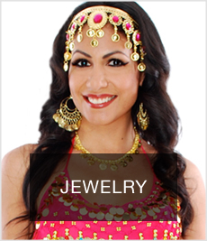 belly dance jewelry