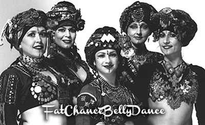Fat Chance Belly Dance