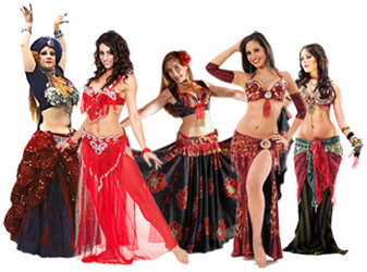 Belly Dance Basics for All Styles