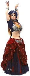 Tribal & Tribal Fusion Belly Dance
