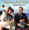 Champagne Belly Dance Vol. 18 - Setrak Sarkissian - CD
