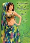 Expressive Bellydance Veil with Kaeshi Chai - DVD