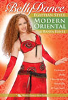 Egyptian Style Modern Oriental with Ranya Renee - DVD