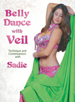 Belly Dance with Veil by Sadie - DVD