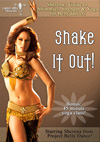 Shake It Out! Sherena's Guide to Shimmies, Strength & Yoga - DVD