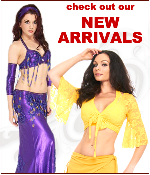 belly dance new arrivals