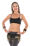 Belly Dance Basics Accessory Kit - BLACK