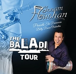 Issam Houshan presents Baladi Tour - Damascus Belly Dance Orchestra - CD