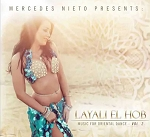 Layali El Hob - Music for Oriental Dance Vol. 2 - Mercedes Nieto - CD