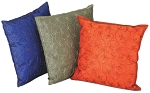 Royal Palace Embroidered Indian Cushion or Pillow Cover - ASSORTED