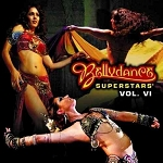 Bellydance Superstars Vol. 6 - CD