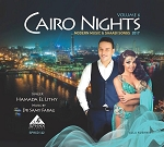 Cairo Nights Vol. 6 by Dr. Samy Farag and Hamada El Lithy - CD