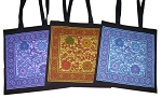 Sunflower Design Cotton Dance Bag or Tote - ASSORTED
