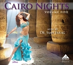 Cairo Nights Vol. 5 Modern Belly Dance Music - CD