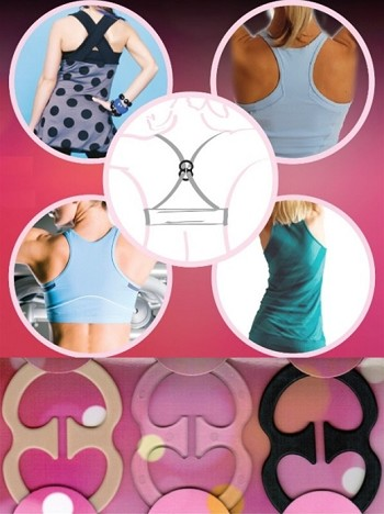 Bra Strap Solution / Bra Converter (Set of 3)
