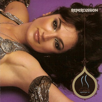 Repercussion with Suhaila Salimpour - Belly Dance Music CD