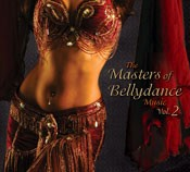 Masters of Bellydance Music 2 - CD
