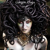 Gorgon Days by Solace - CD