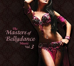 Masters of Bellydance Music Vol. 3 - CD