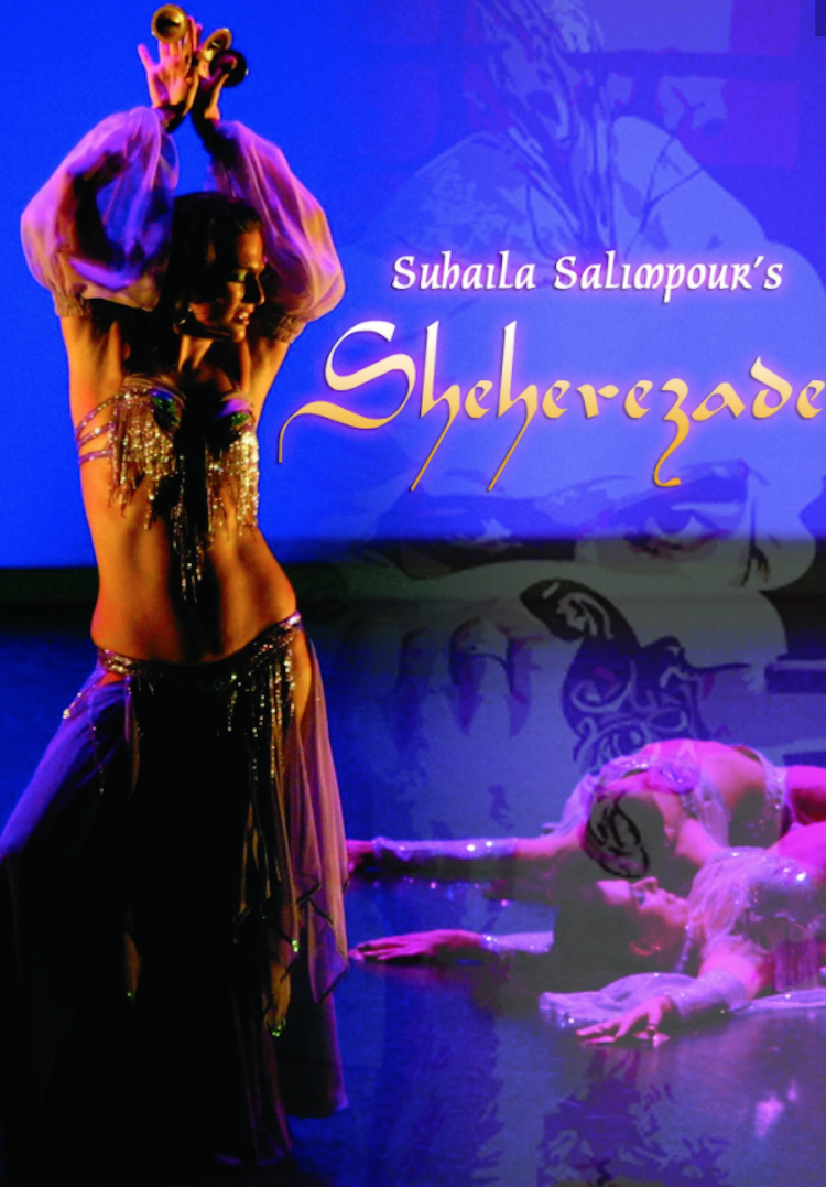 Suhaila Salimpour's Sheherezade - DVD