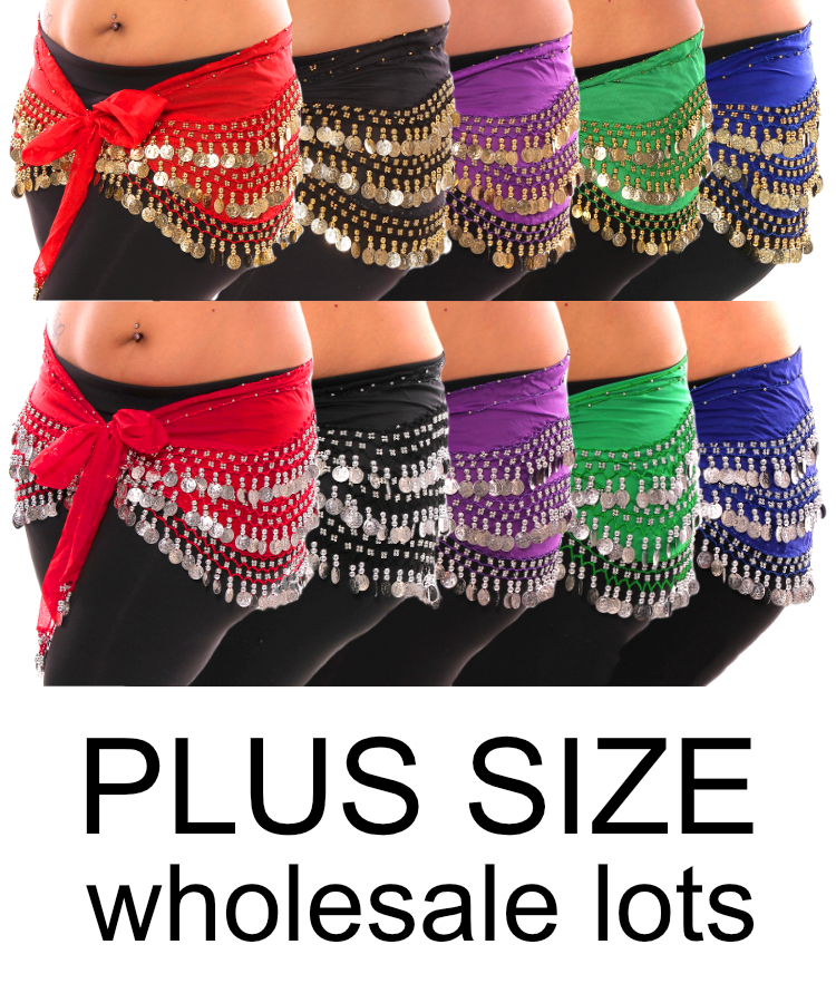 PLUS SIZE Hipscarves Wholesale Lots