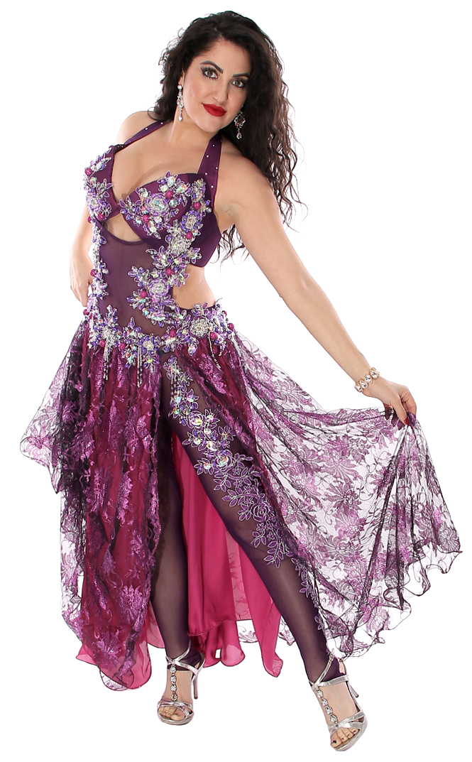 7305db9c42ac CAIRO COLLECTION: Professional Belly Dance Costume from Egypt with ...