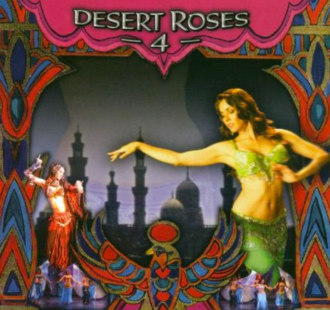 Desert Roses Vol. 4 - CD