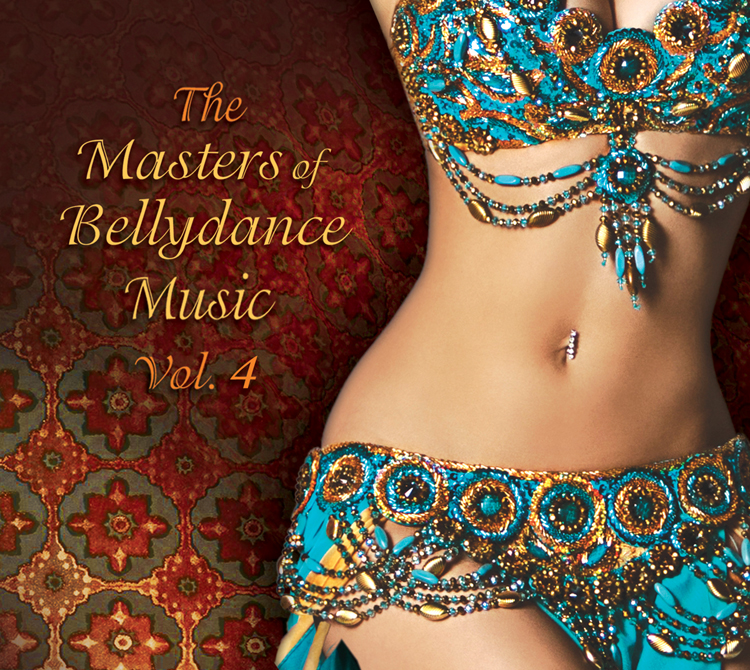 The Masters of Bellydance Music Vol. 4 - CD