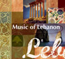 The Music of Lebanon - CD