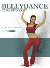 Bellydance Core Fitness by Aubre - DVD