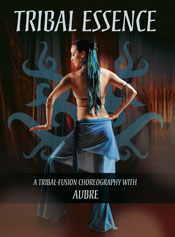Tribal Essence with Aubre - DVD