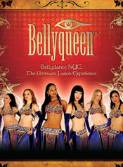 Bellydance NYC by Bellyqueen: The Ultimate Fusion Experience - DVD