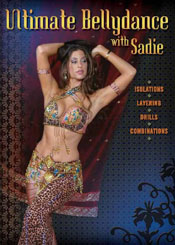 Ultimate Bellydance with Sadie - DVD