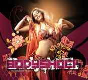 The Bellydance Project - Bodyshock - CD