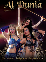Al Dunia: Spectacular Bellydance Performances - DVD