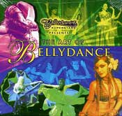 Bellydance Superstars: The Art of Bellydance - 2-CD SET