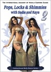Pops, Locks & Shimmies 2 with Sadie & Kaya - DVD
