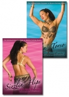 Sizzlin' Isolations SET with Ava Fleming - DVD