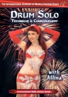 Drum Solo Technique & Choreography with Jillina - DVD