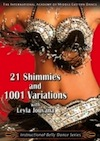 21 Shimmies and 1001 Variations with Leyla Jouvana & Roland - DVD