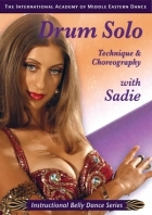 Sadie: Drum Solo Technique & Choreography - DVD