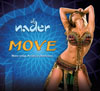 MOVE by DJ Nader - CD
