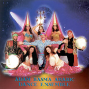 Adam Basma Arabic Dance Ensemble (Belly Dance Music) CD