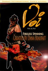DVD: Fireless Spinning - Veil & Poi (Voi)