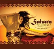 Sahara Belly Dance by Bassil Moubayyed - CD
