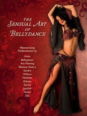 The Sensual Art of Bellydance - DVD