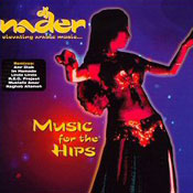 Music for the Hips by DJ Nader - CD (Arabic Pop Mix)