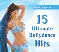 Sadie Presents 15 Ultimate Bellydance Hits - CD